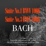 bach suites No 1 et 3